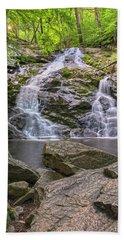 Mineral Springs Vertical Beach Towel