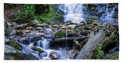 Mingo Falls Two Beach Sheet