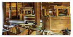 Mingus Mill Interior Beach Sheet