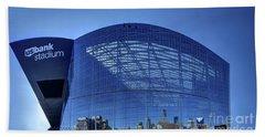 Minneapolis Us Bank Stadium Mn Vikings Beach Sheet