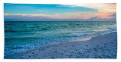 Miramar Blue  Beach Sheet
