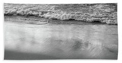 Mirror Mirror Beach Towel by Kathi Mirto