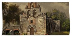 Mission Espada Beach Towel
