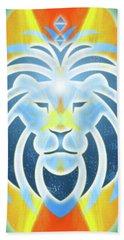 Mission Piece 2b Lions Gate Beach Towel by Ginny Gaura