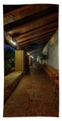Mission San Luis Obispo Beach Towel
