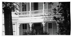 Mississippi Haunted House Beach Towel
