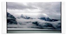 Mists Of Alaska Beach Towel