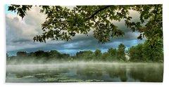 Misty Morn Beach Sheet
