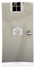 Mitchell-amee House Beach Towel