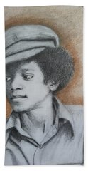 MJ Beach Towel