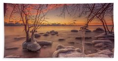 Mke Freeze Beach Towel