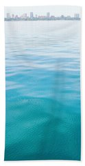 Mke Waters Beach Towel by Nikki McInnes