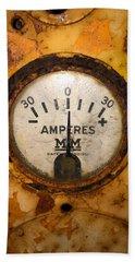 Mm Amperes Gauge Beach Sheet