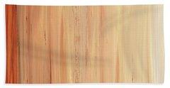 Modern Art - The Power Of One Panel 2 - Sharon Cummings Beach Towel by Sharon Cummings