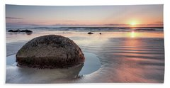 Moeraki Revisited Beach Towel