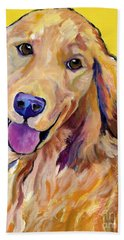 Molly Beach Towel by Pat Saunders-White