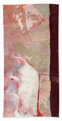 Moment Of Glory - Large Triptych - Panel 2 Of 3 Beach Towel