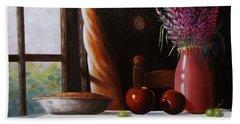 Mom's Apple Pie  Beach Sheet by Gene Gregory