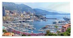 Monaco Panoramic Beach Towel