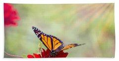 Monarch Magic Beach Sheet