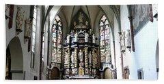 Monastery Church Oelinghausen, Germany Beach Towel