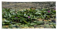 Monet At Giverny - 2 Beach Towel