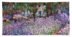 Monet: Giverny, 1900 Beach Towel