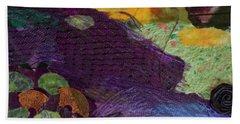Monet Impressions Beach Sheet
