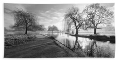 Mono Bushy Park Uk Beach Towel