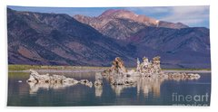 Mono Lake  Beach Towel