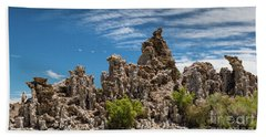 Mono Lake Tufa Beach Sheet