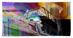 Monorail And Emp Beach Sheet