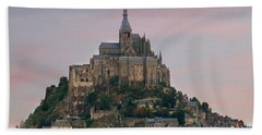 Mont Saint Michel Beach Sheet