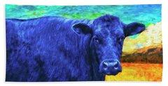 Montana Blue Beach Sheet