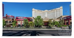 Monte Carlo Casino Las Vegas 2 To 1 Ratio Beach Sheet