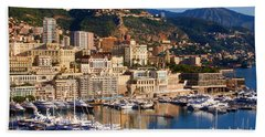 Monte Carlo Beach Towel