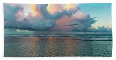 Montego Bay Sunset Beach Towel