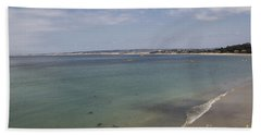 Monterey Bay Beach Towel