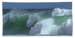 Monterey Surf Beach Towel