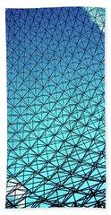 Montreal Biosphere Beach Towel