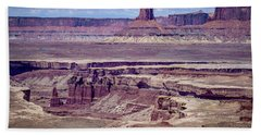 Monument Basin, Canyonlands Beach Sheet