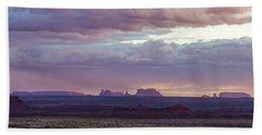 Monument Valley Beach Towel