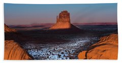 Monument Valley Beach Towel