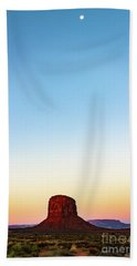 Monument Valley Morning Glory Beach Towel