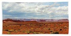 Monument Valley, Utah Beach Sheet
