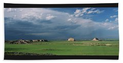 Moody-buttes Beach Towel