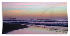 Moody Sunrise Beach Towel