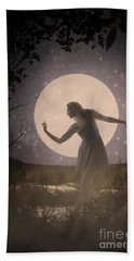 Moon Dance 001 Beach Sheet