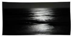 Moon Light Beach Towel