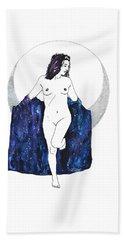 Moon Magick Beach Sheet